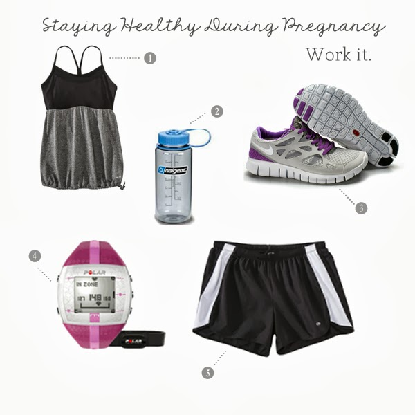 Working Out During Pregnancy
