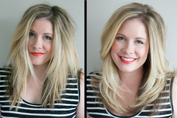 How to Fake a Blow Out – The Small Things Blog