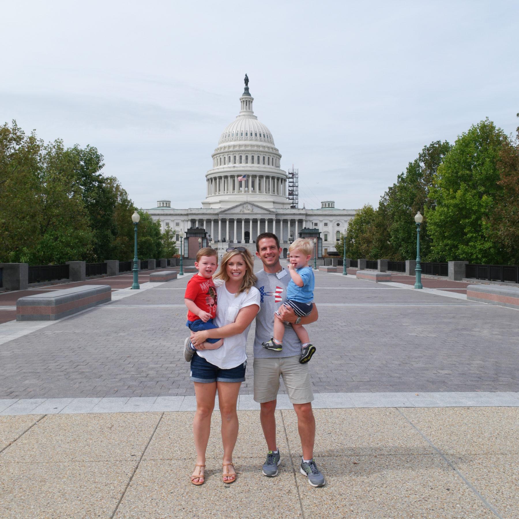 Our Washington Dc Trip The Small Things Blog