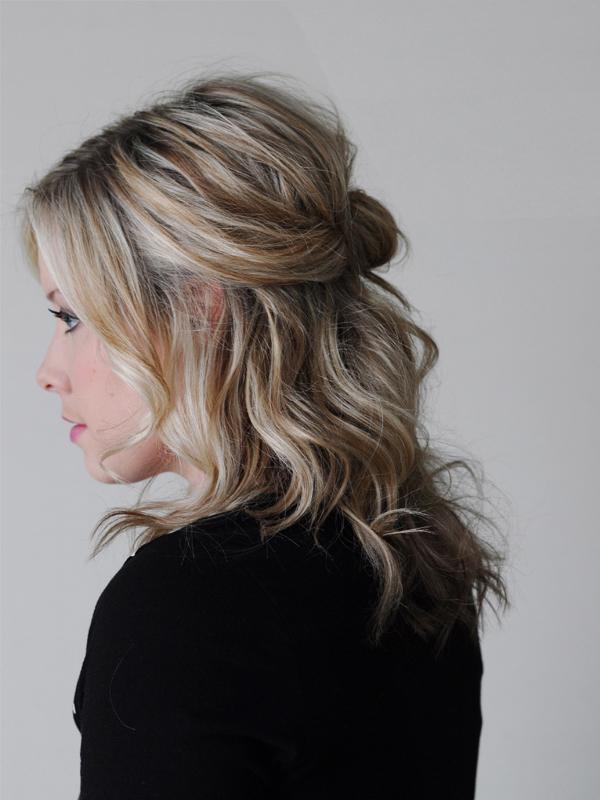 Faking Or Enhancing Natural Texture Hair Tutorial The