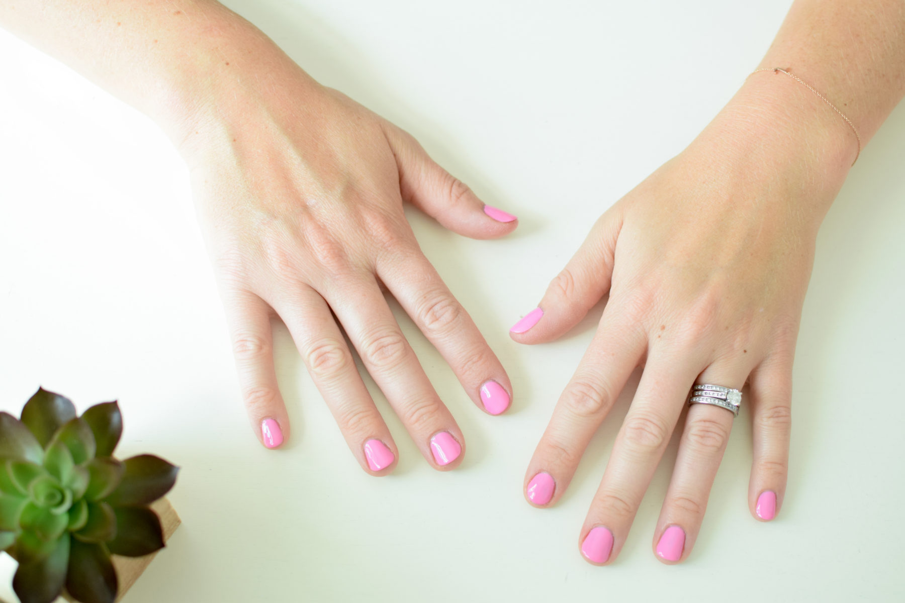 How to do a long-lasting home manicure – The Small Things Blog
