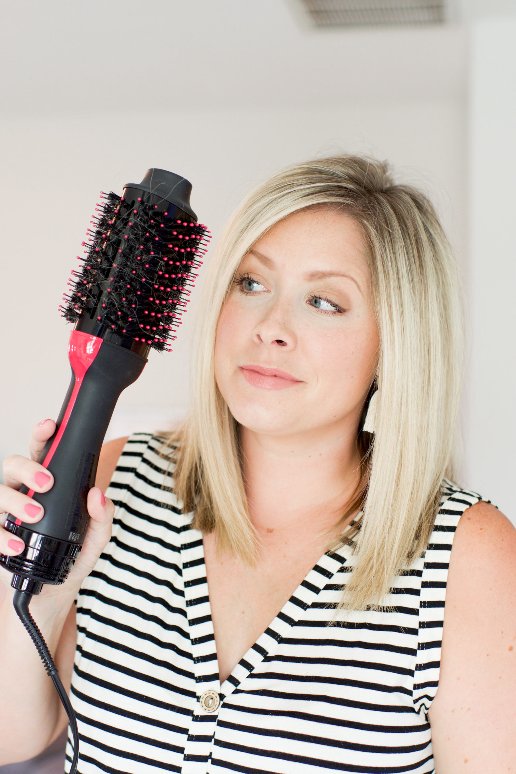 Does This Blow Dry Brush Work The Small Things Blog